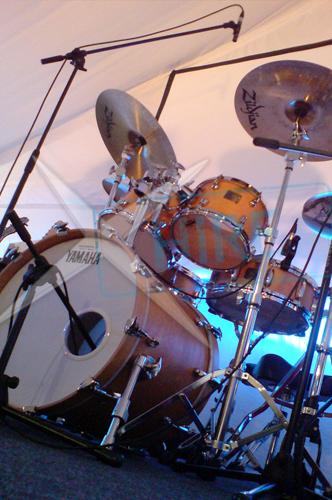 Yamaha - Stage Custom Drum Kit