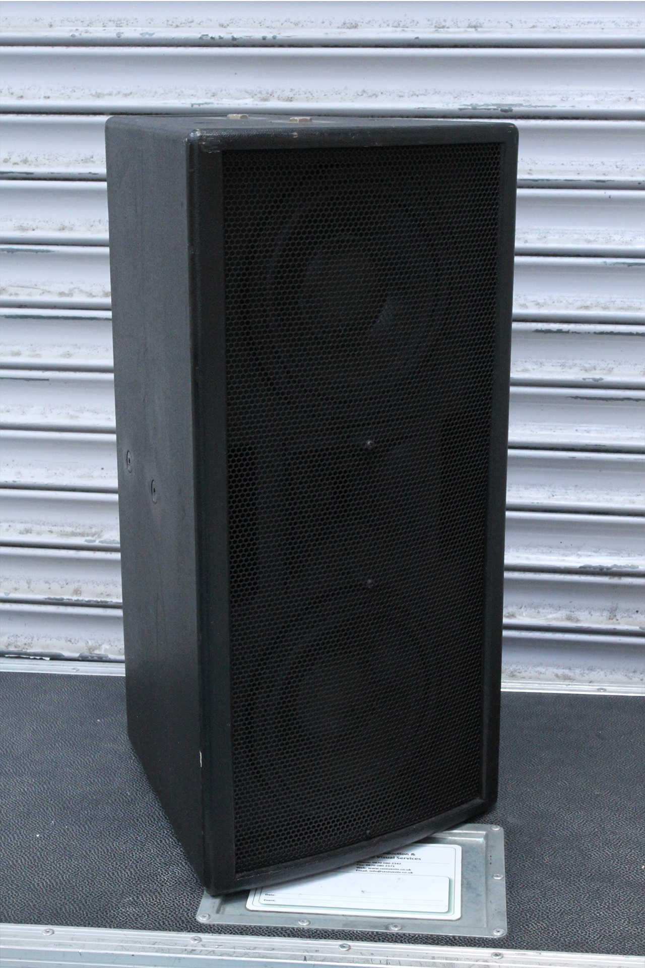 """SXS TR281 Double 8"""" and 1"""" Top Box Speaker"""