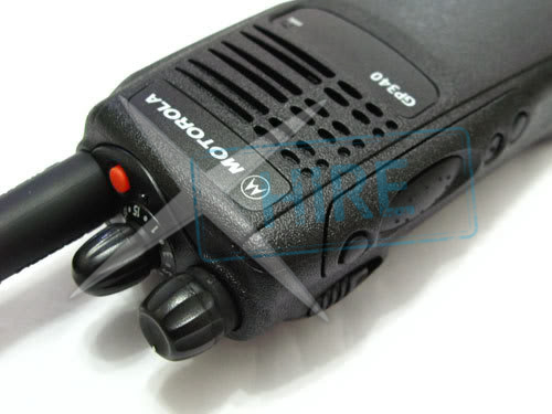 Motorola - GP340 2Way Radio