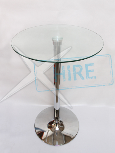 2' Round Cake Table