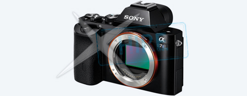 Sony - ILCE-A7s
