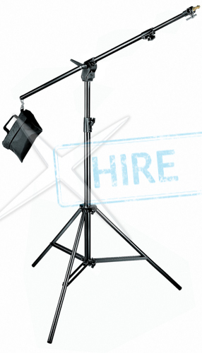 Manfrotto - 420B Boom Lighting Stand