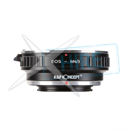 K&F Concept - EOS - M4/3 Adapter