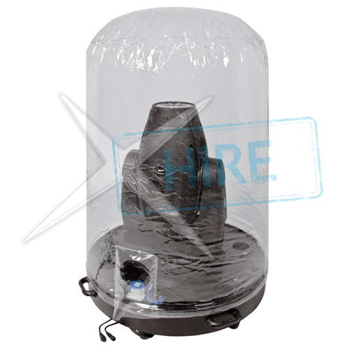 Moving Head Inflatable Dome