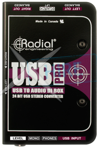 Radial Engineering - USB Pro