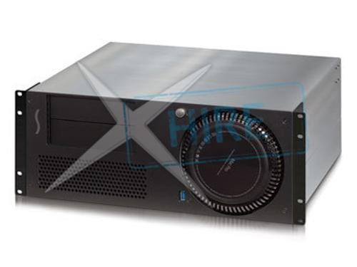 Apple - MacPro Media Server - Rack mounted