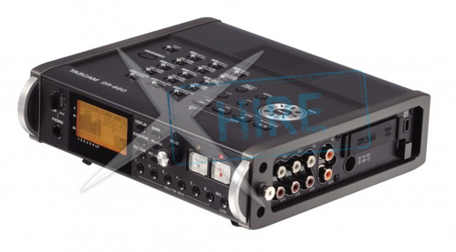 Tascam - DR680 8 Channel Recorder