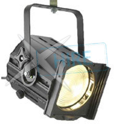 "Selecon Rama 150 - 6""  Fresnel 7° - 55°, 1200W with barn doors"