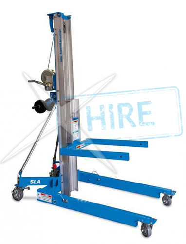 Genie - Superlift, WLL 363Kg, 6m max height