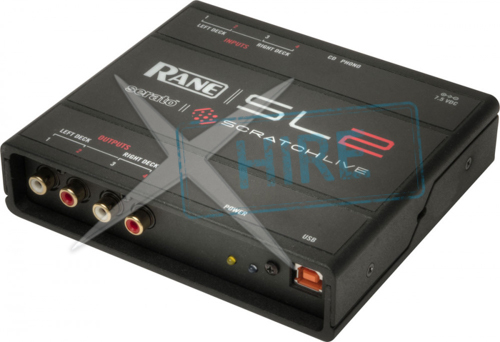 Rane - SL2 Interface
