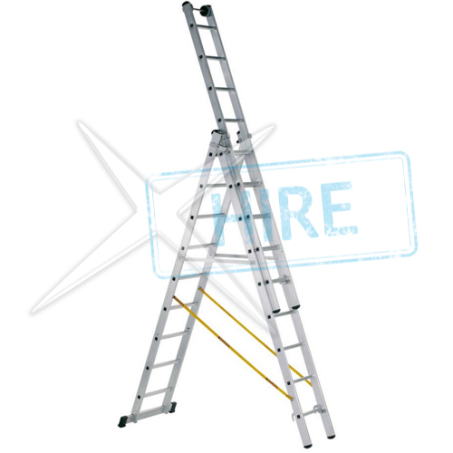 Zarges - Skymaster - 10 rung - ladders
