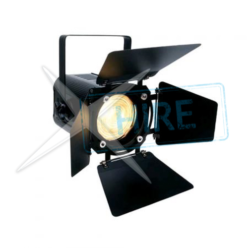 Elation - Theatre Spot Fresnel, 2000W with Barn Doors