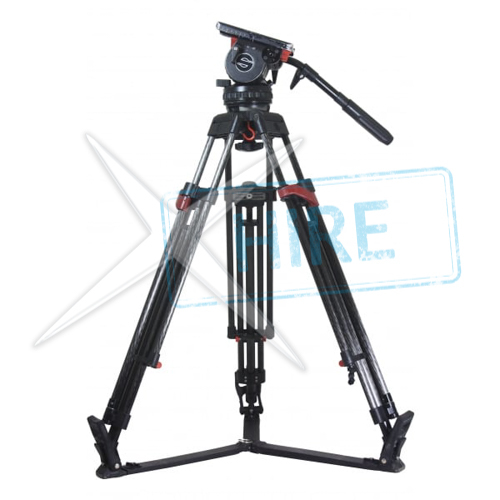Sachtler - Video 18 Tripod