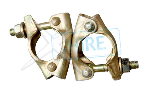 Scaffold Clamp - Swivel - Pressed