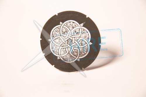 Arabic flower Gobo for S4 Junior, M-size (66mm)
