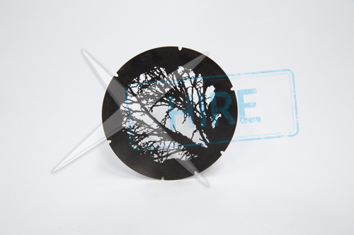 Branches Gobo for S4 B-size (86mm)