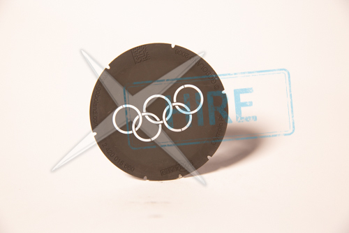 Olympic Rings Gobo for S4 JR, M-size (66mm)