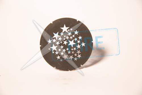 Star Break up Gobo for S4 JR, M-size (66mm)