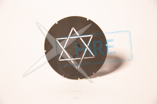Stars Gobo for S4 JR, M-size (66mm)
