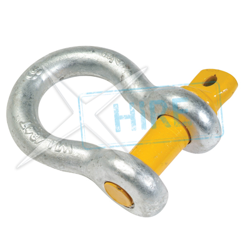 Bow Shackle - 4.75T