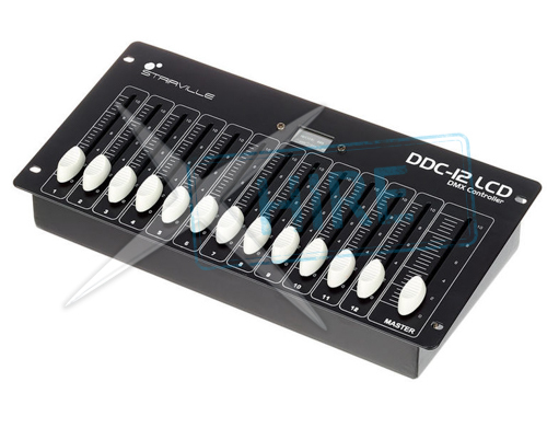Stairville - DDC-12 LCD DMX Controller