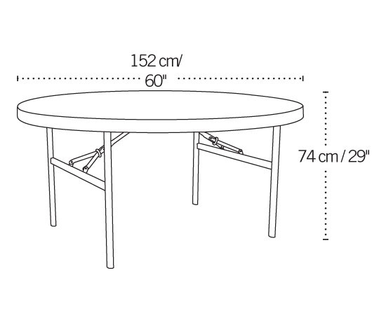 Banquet Table Dimensions - Banquet table dimensions