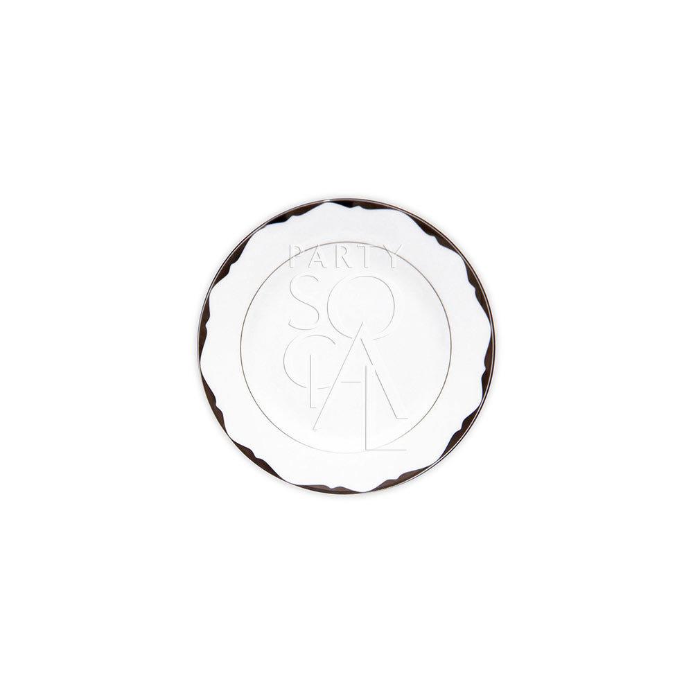 China Platinum B&B Plate 6