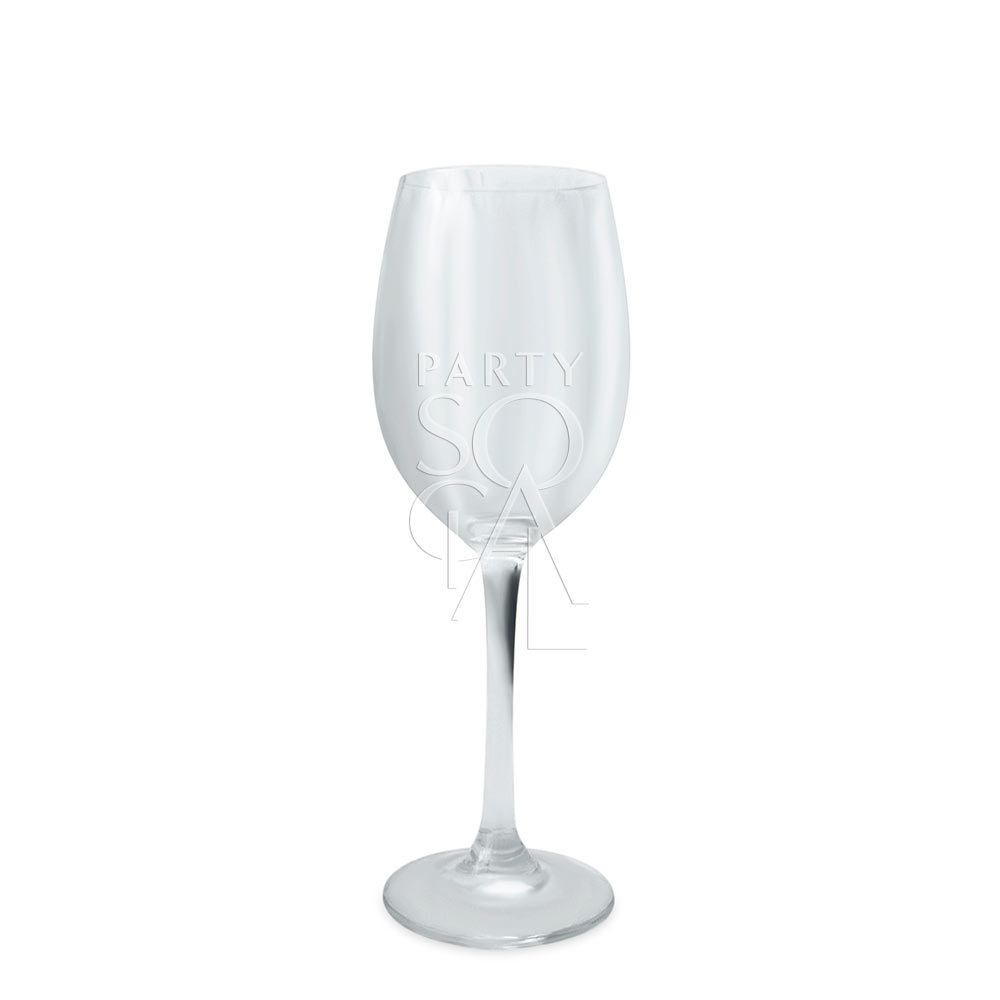Glass Wine White Medium 350ml/11.8oz