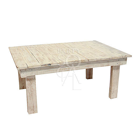 Coffee Table - Rustic
