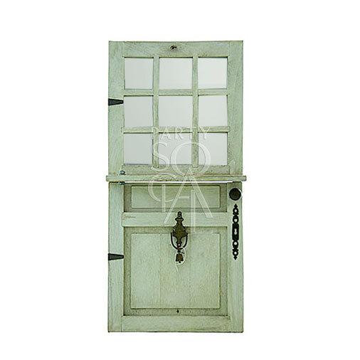 Rustic Window