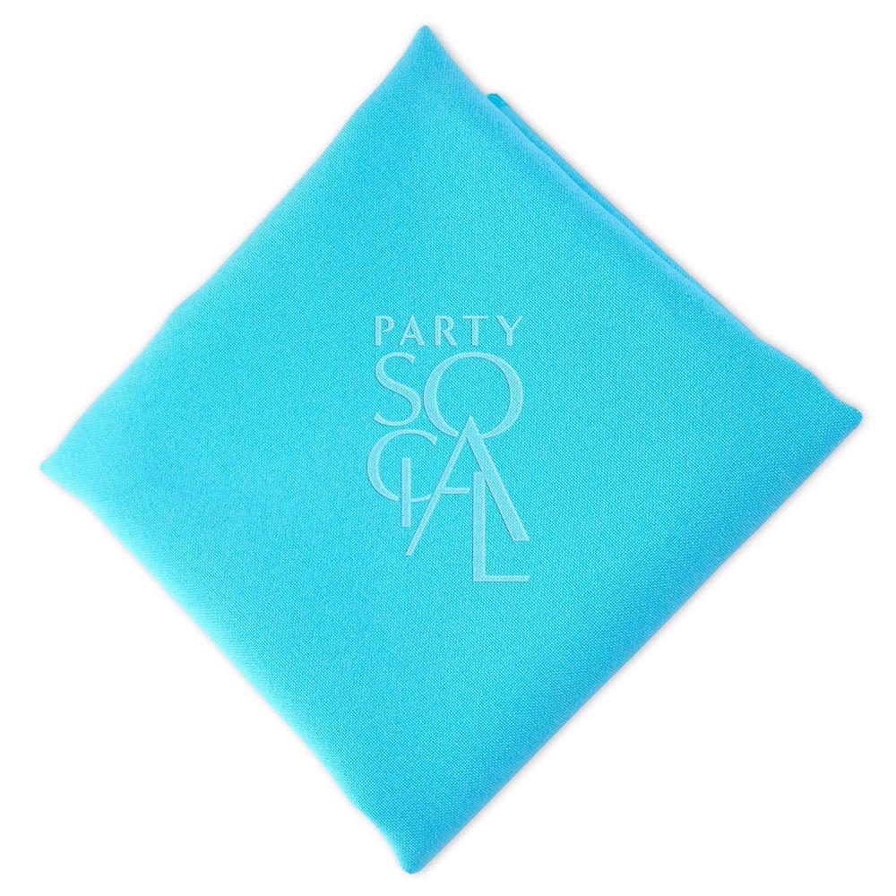 Napkin  Tiffany Blue  Polycotton