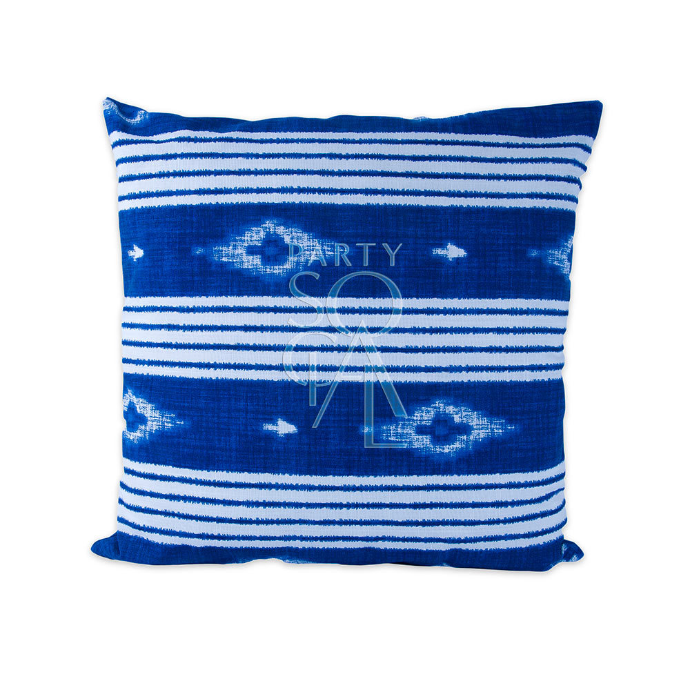Cushion Navy/White Nautical 50x50cm