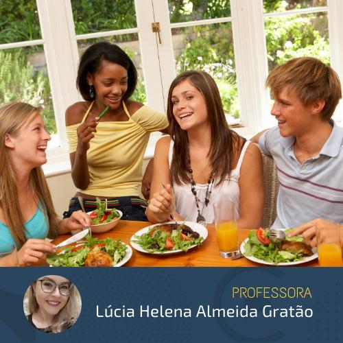 Comportamento Alimentar na Adolescência