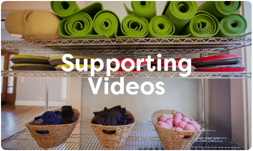 supporting videos