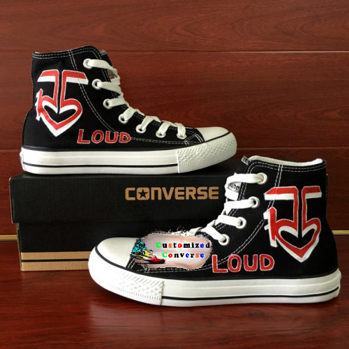R5 Shoes - converse shoes - custom converse - customized converse