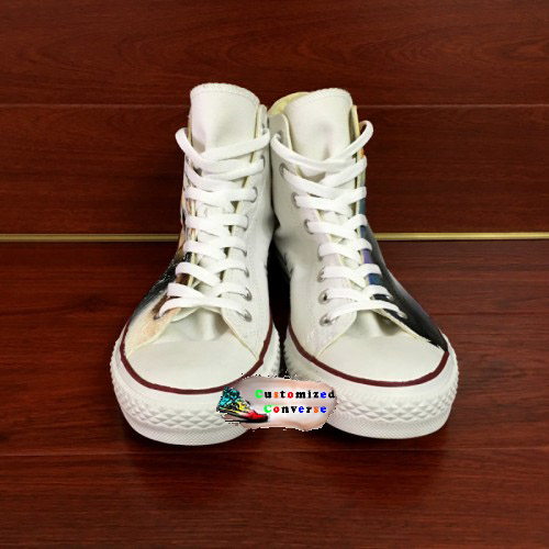 One Punch Man Shoes - converse shoes - custom converse - customized converse