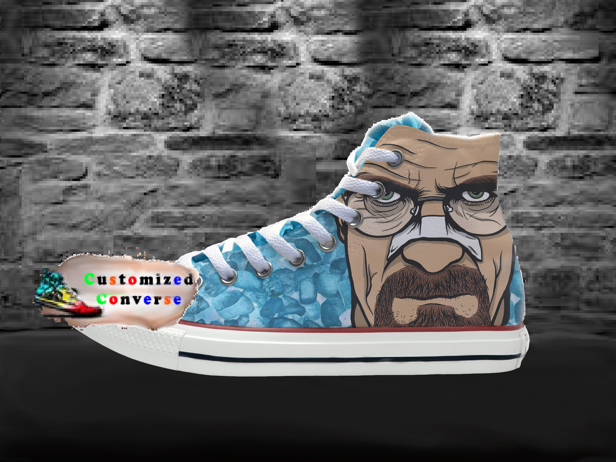Breaking Bad Walter White Shoes