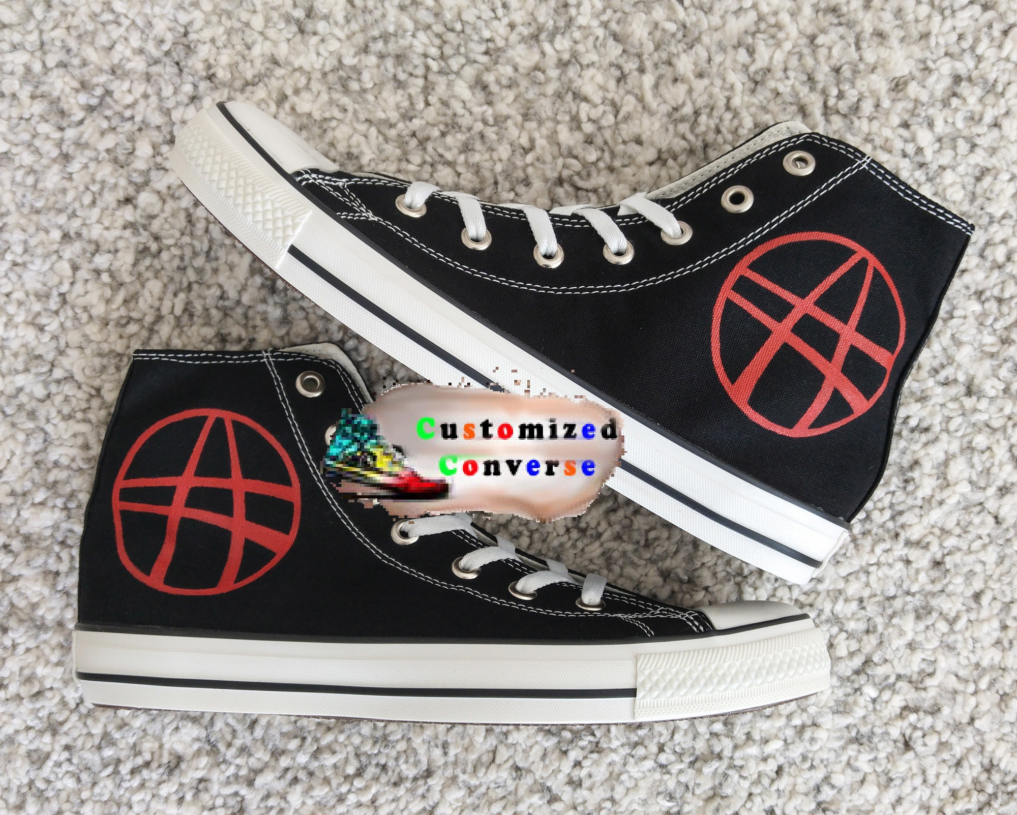 2ee53cd33516 Doctor Strange Shoes - converse shoes - custom converse - customized  converse