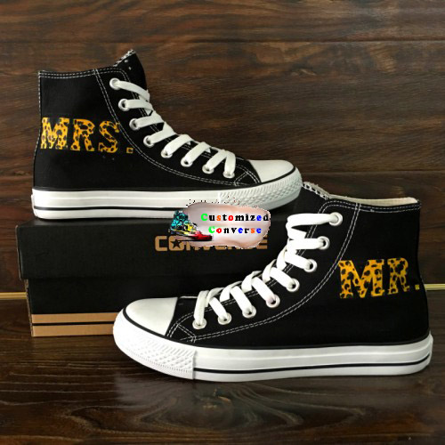 Wedding Shoes - converse shoes - custom converse - customized converse