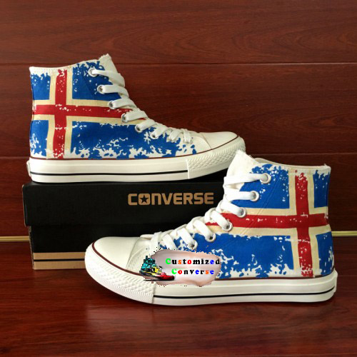 converse flag shoes