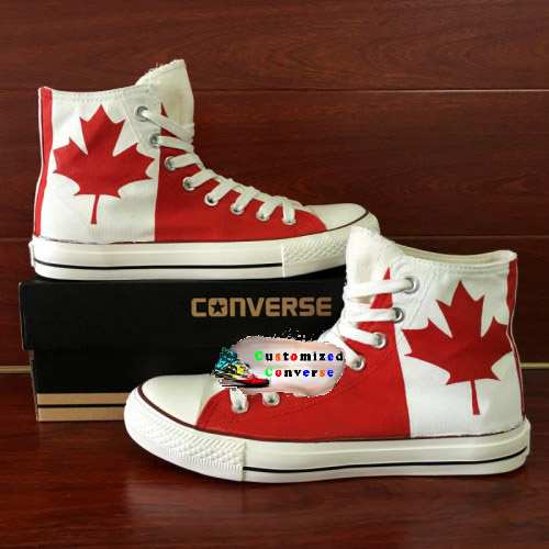 c0863dffef6 Canada Flag Shoes