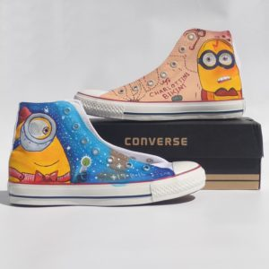 Harry Potter Minions Shoes