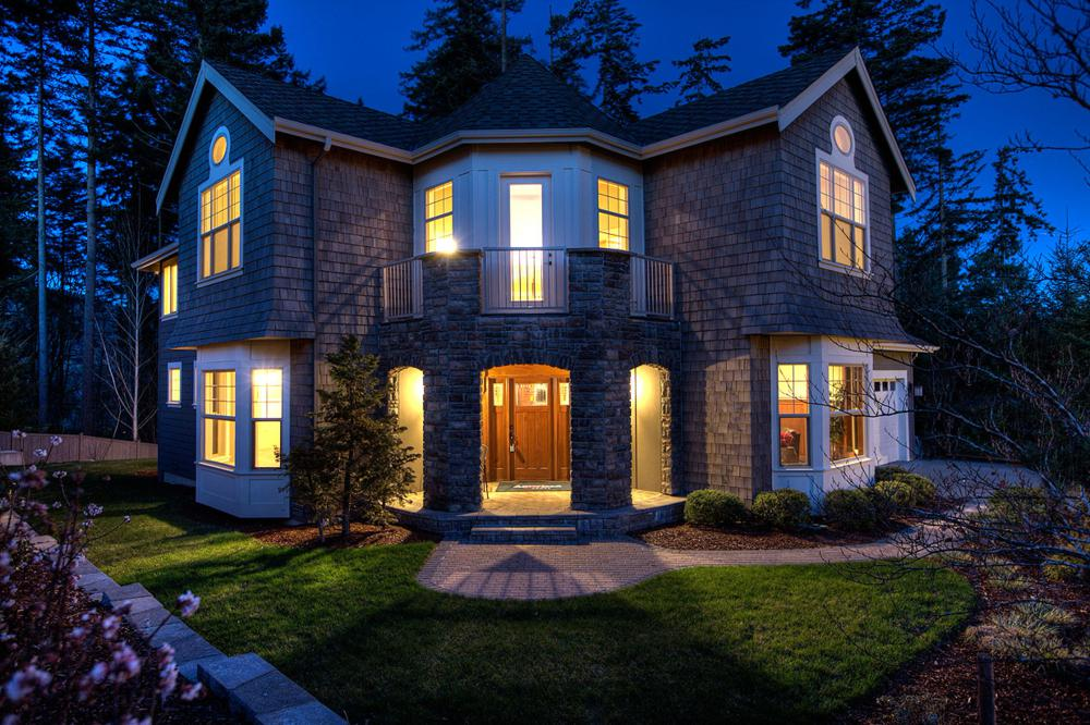American classic homes american classic homes seattle new for Classical homes