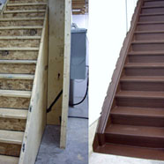 Armorthane Stairs