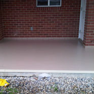 Concrete Deck