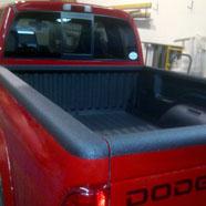 OverRail Truck Box