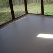 Polyurethane Deck