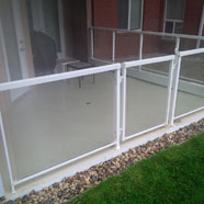 Polyurethane on Concrete Deck