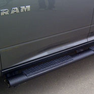 Running Boards Polyurethane