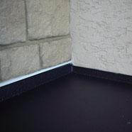 Sealed Baseboard Polyurethane